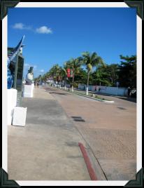 Cozumel Roadway