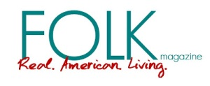 FOLK text logo