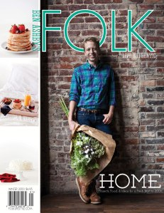 FOLK Magazine Cover